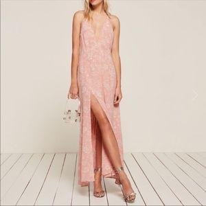 Reformation Renee Maxi Dress SZ M